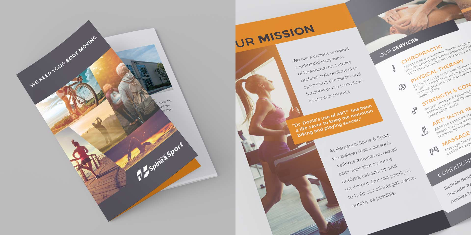 Redlands Spine & Sport Brochure